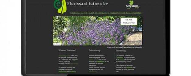Florissant tuinen BV